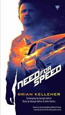 Need For Speed by  Brian Kelleher - Paperback Book - Based on Motion Picture