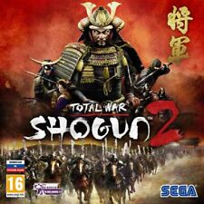 Total War SHOGUN 2 PC Jawel Case Russian Cover Brand New Sealed