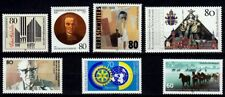 BRD 1320 Papst, 1323, 1324, 1325, 1326, 1327, 1328** TOP Lot 337