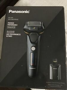 PANASONIC ELECTRIC RAZOR MEND w/Pop Up Trimmer * ES-LV97-K * Black * New