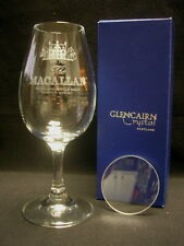 MACALLAN SCOTCH WHISKY GLENCAIRN COPITA NOSING GLASS