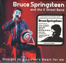 """BRUCE SPRINGSTEEN """"STRAIGHT TO MY LOVER'S HEART FOR ME, 2 CD'S DIGIPACK"""""""
