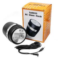 Godox Sy8000 Photo Studio Strobe Light AC Slave Flash Bulb E27 110V-130V 72W