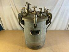 Binks Pressure Pot - 5 Gallon? - Model No. 83-5402