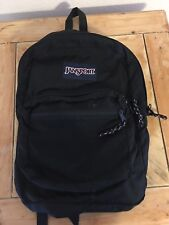 jansport backpack black