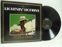 LIGHTNIN' HOPKINS the collection - 20 blues greats LP EX+/EX, DVLP 2115, vinyl,