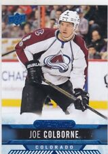 JOE COLBORNE 2017-18 17-18 UPPER DECK OVERTIME BLUE #93 COLORADO