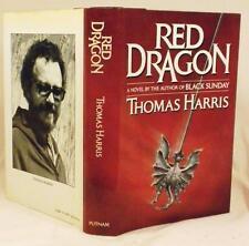Thomas Harris, RED DRAGON, 1st/1st
