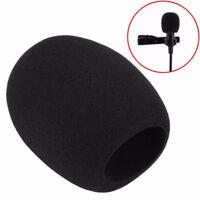 Pop Filter Windscreen Microphone Sponge Foam Cover For Blue Yeti Pro Mic