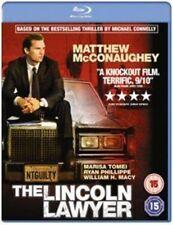 The Lincoln Lawyer Blu-ray 2011 DVD Region 2