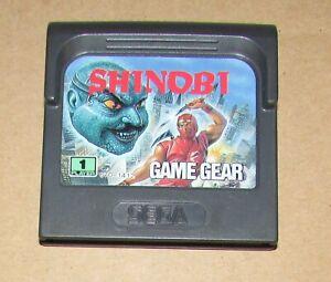 Shinobi for Sega Game Gear Fast Shipping Authentic
