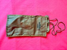 Borsello/portafoglio unisex marchiato AERONAUTICA Militare nuova colezione 2015