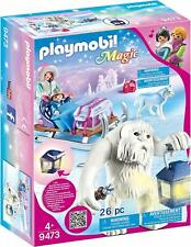 Playmobil Magic - Yéti avec traineau - 9473