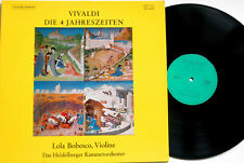 Lola Bobesco: Vivaldi- The Four Seasons, Le Quattro Stagioni / Sastruphon