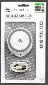 4smarts - 2charge - kabelloses Laden - Pad zum kabellosen Laden