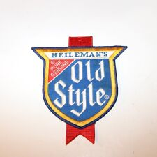 Heileman's Old Style Beer Patch - Large