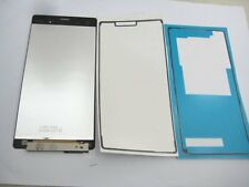 Black LCD display +Touch screen + Glue For Sony Z3 L55T D6653 D6633 D6603