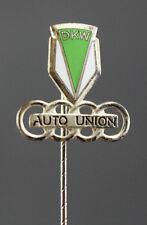 Antikes Firmenabzeichen DKW Autounion