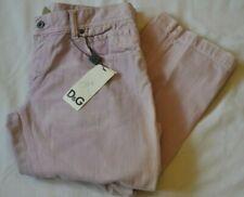 D&G Mens Pink JEANS PANTS W32- L34 Regular fit