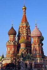 St. Basil's Cathedral Moscow Russia Journal : 150 Page Lined Notebook/Diary...