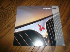 1997 Mitsubishi Diamante Galant Mirage Montero Eclipse 3000GT Sales Brochure
