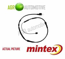 MINTEX FRONT BRAKE PAD WEAR SENSOR WARNING INDICATOR GENUINE QUALITY - MWI0507