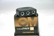 OLYMPUS ELECTRONIC FLASH TTL Multi Connecter with Retail Box.