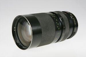 Vintage Soligor 45-150mm Macro f/3.5 Zoom Lens MINOLTA MOUNT As Is