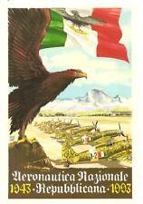 1943/1993_50°ANNIVERSARIO COSTITUZIONE Aeronautica Naz.Repubblicana_BROVARONE