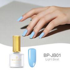 6ml BORN PRETTY UV Gel Nail Polish Soak off Jazz Blue BP-JB01 Light Beat Decor