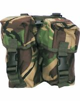Kombat PLCE Double Ammo Pouch DPM 1000 Denier Waterproof Cordura Cadets Walk