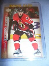 07-08 UD EXCLUSIVES Nick Foligno 53/100 YOUNG GUNS ROOKIE RC L@@K