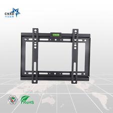 14 ''- 32'' TV WALL MOUNT BRACKET HOLDER FLAT PANEL LCD LED PLASMA FIXED MOUNT
