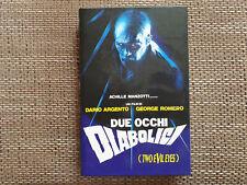 DVD TWO EVIL EYES ( Hardbox / Hartbox / Buchbox ) uncut / Argento & Romero OOP