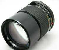 Minolta MD Rokkor 1:2.8 135mm Lens *As Is* #EM00a