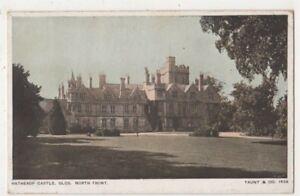 Hatherop Castle North Front Gloucestershire, Taunt 1426 Postcard, B907