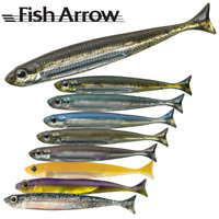"FISH ARROW Finesse Realistic Soft Bait Lure FLASH-J HUDDLE 3"""