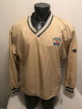 Purdue Boilermakers Sun Bowl Champion Pullover Windbreaker Jacket Mens Large