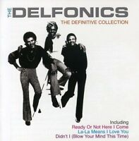 The Delfonics - The Definitive Collection [CD]