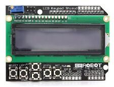 LCD1602 Arduino Compatible LCD Keypad Shield 2 x 16 character display CHIP 150