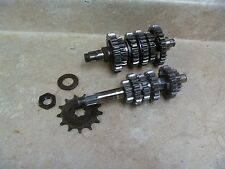 Yamaha 125 YZ125 YZ 125 Used Engine Transmission Assembly 1986 #YB4