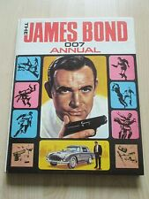 JAMES BOND 007 1965 ANNAUL NEAR MINT CONDITION