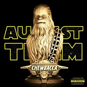 Chewbacca 1/10 scale Bust Star Wars Collectible