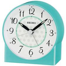 Orologi e sveglie da casa in plastica blu