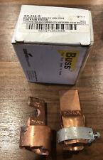 Buss Bussmann 216-R Fuse ReducerType X197 60A/250v or 30A/600v To 100A Clips