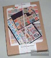 Alle Welt Geschnittene Marken Briefmarken-Wunderkiste A24