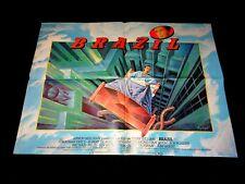 BRAZIL ! terry gilliam affiche cinema  60x80cm