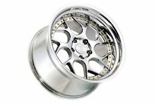 Aodhan DS01 19x9.5 19x10.5 +22 5x114.3 Vacuum Chrome Staggered (Set of 4)