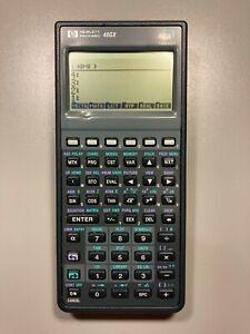 HP 48GX 128K and TDS Cogo 4.1 card