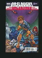Onslaught Unleashed #1, Rob Liefeld Secret Avengers Variant Cover